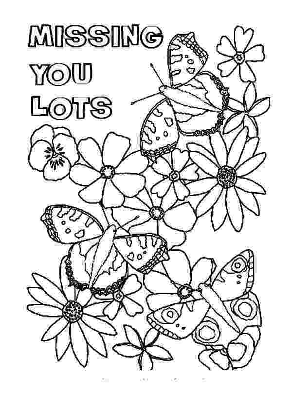 miss you coloring pages we will miss you coloring pages at getdrawingscom free pages you miss coloring