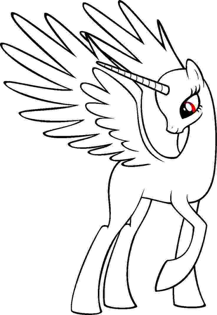 mlp pics free printable my little pony coloring pages for kids mlp pics