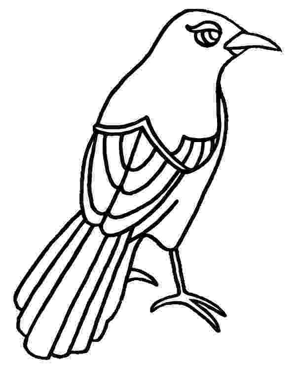 mockingbird coloring page free printable coloring pages part 32 coloring mockingbird page
