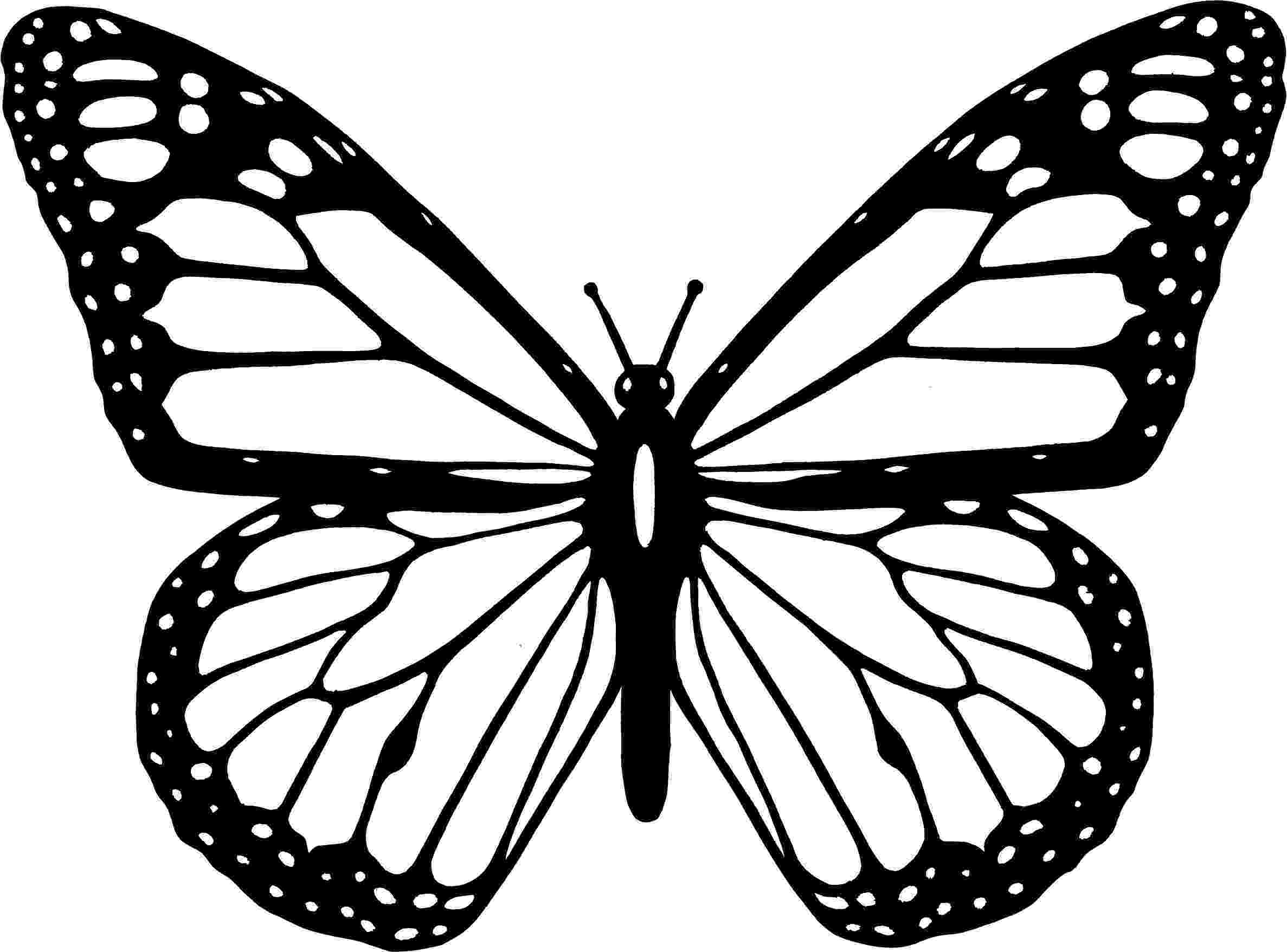 monarch butterfly coloring page butterfly coloring pages page monarch butterfly coloring