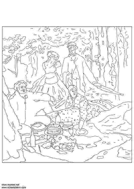 monet colouring pages 17 best images about coloring pages on pinterest monet pages colouring