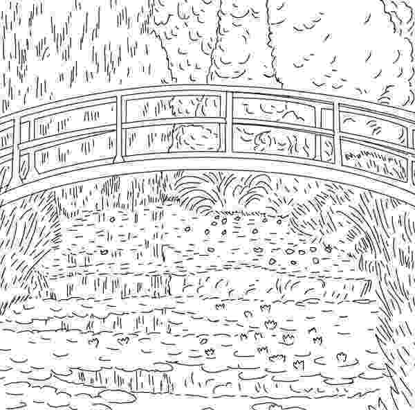 monet colouring pages monet the early years coloring book colouring monet pages