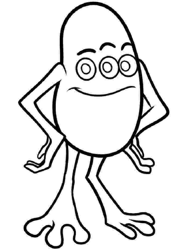 monster coloring disney coloring pages pictures monsters inc coloring pages coloring monster