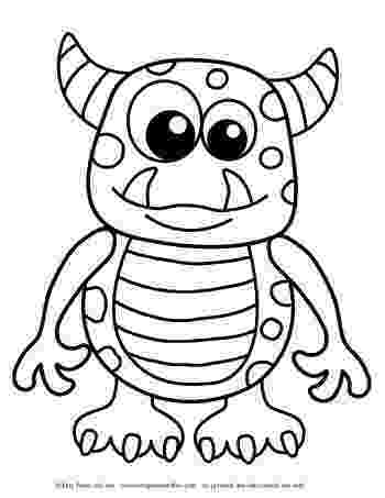 monster coloring pages for kids printable monster color page free printable coloring sheets for kids coloring printable kids for pages monster