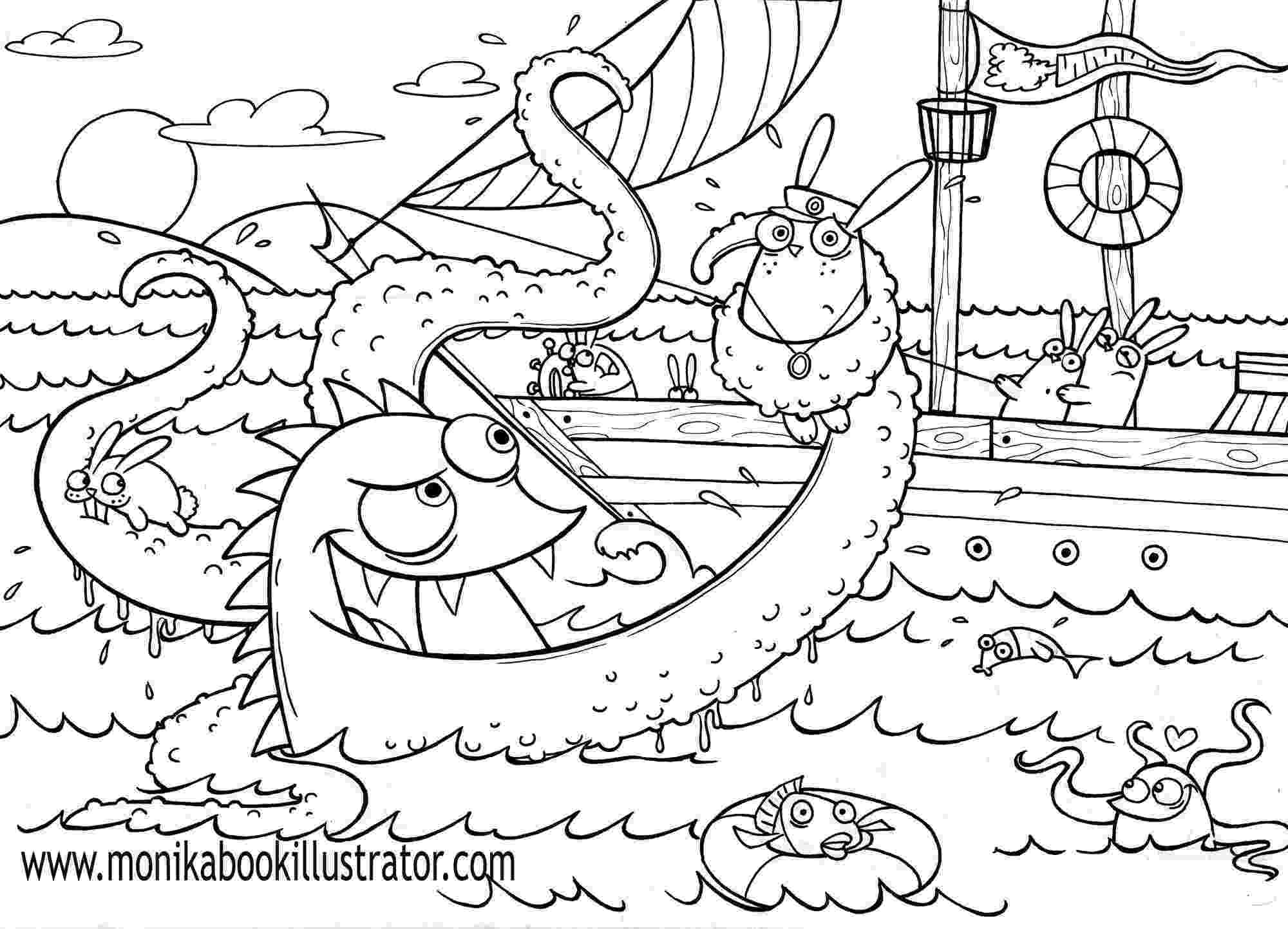 monster coloring printable moshi monsters coloring pages for kids cool2bkids monster coloring