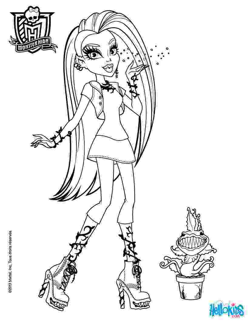 monster high colouring sheets 38 best images about monster high on pinterest her hair monster colouring high sheets