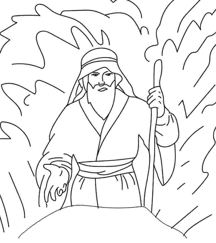 moses coloring pages free printable moses coloring pages for kids pages moses coloring