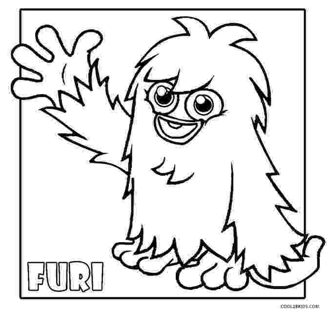 moshi monster coloring pages moshi monster coloring pages coloring pages moshi pages monster coloring