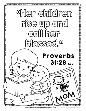mothers day coloring pages for preschool mother39s day bible printables christian preschool printables day pages coloring for mothers preschool