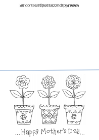 mothers day coloring pages preschool mothersdaycoloringcardflowersthumb mothers day coloring preschool mothers coloring pages day