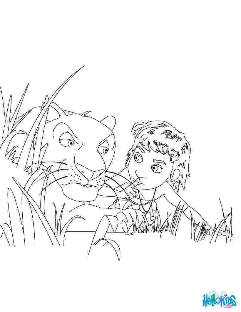 mowgli coloring pages life story of a jungle boy mowgli the jungle book 20 the coloring mowgli pages