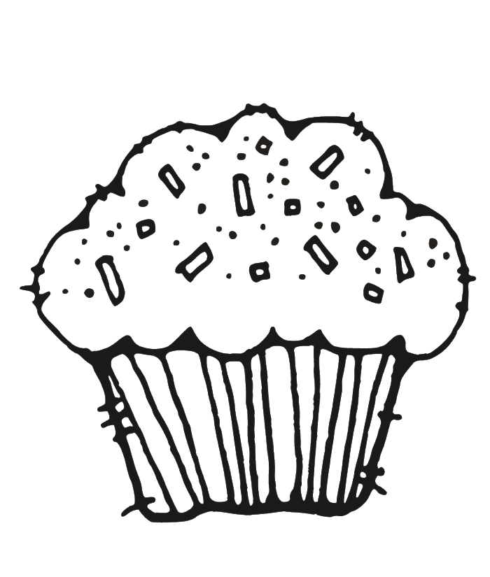 muffin coloring pages muffin coloring pages coloring home coloring muffin pages