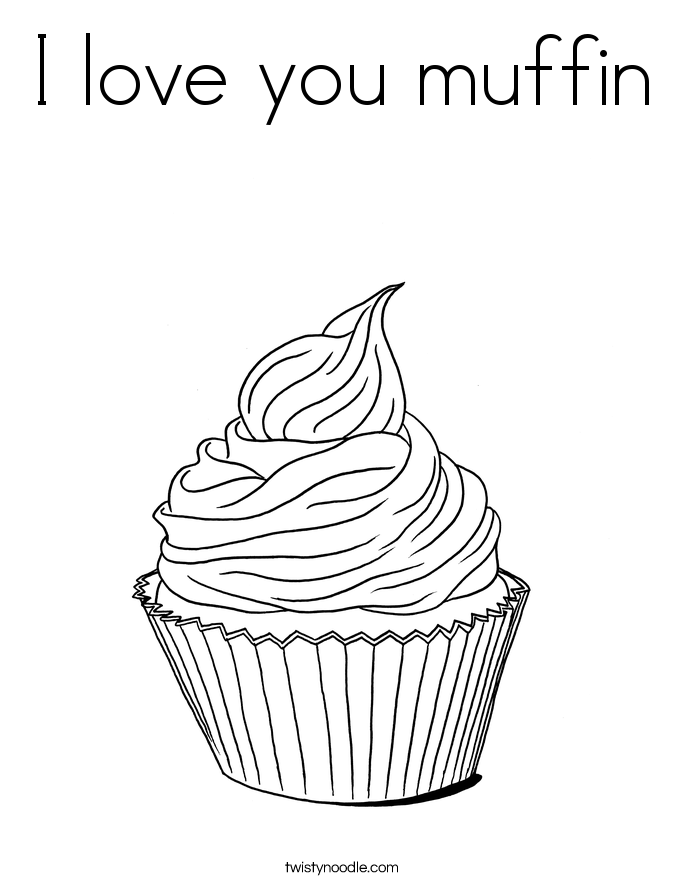 muffin coloring pages muffin coloring pages pages muffin coloring