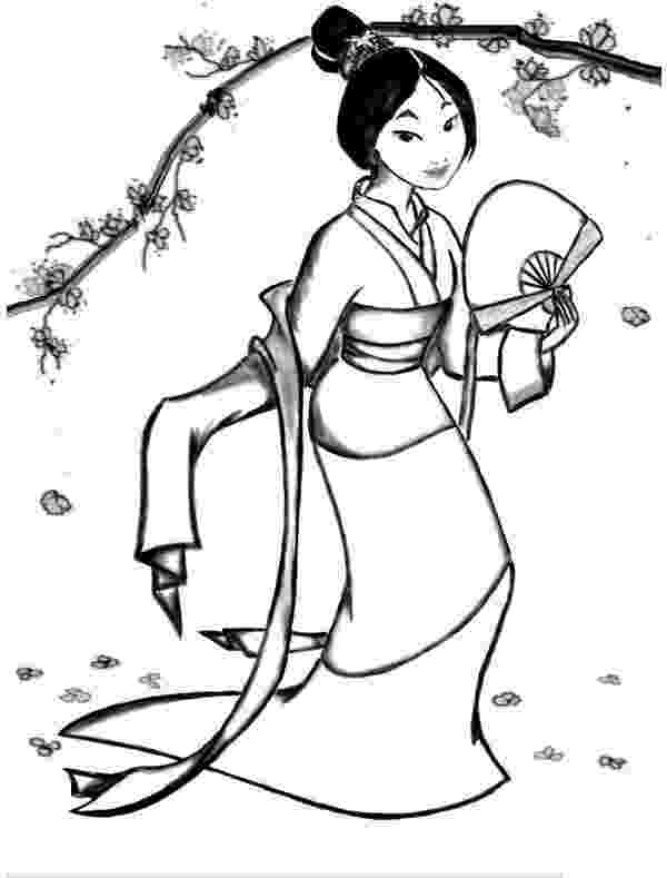 mulan printables disney39s mulan coloring pages disneyclipscom mulan printables