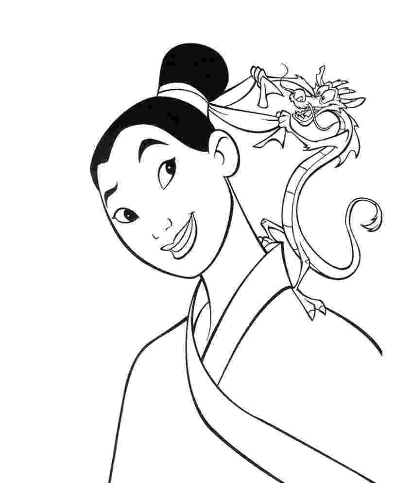 mulan printables mulan coloring pages download and print mulan coloring pages mulan printables