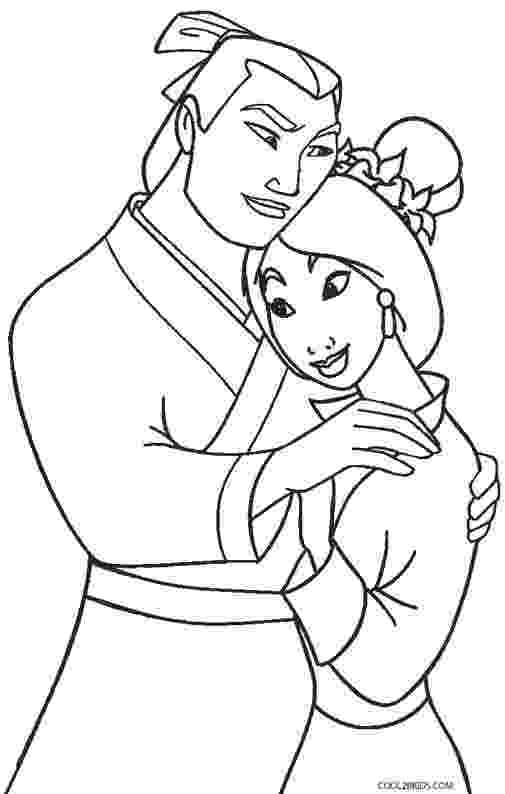 mulan printables mulan coloring pages to download and print for free printables mulan