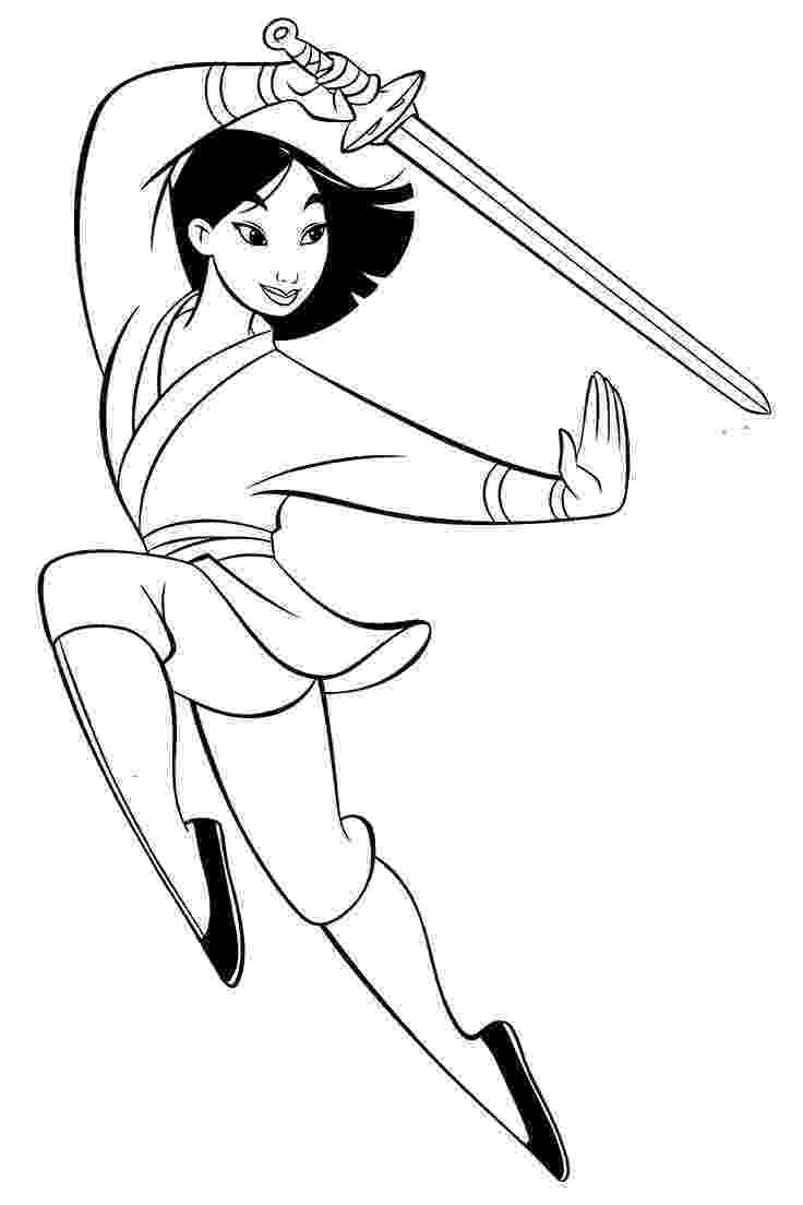mulan printables printable mulan coloring pages for kids cool2bkids mulan printables 1 2