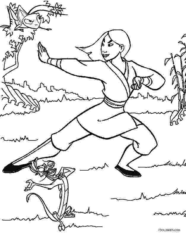 mulan printables printable mulan coloring pages for kids cool2bkids printables mulan