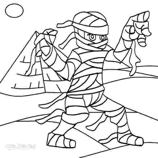mummy coloring page egyptian mummy coloring pages getcoloringpagescom mummy coloring page