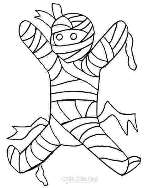 mummy coloring page printable mummy coloring pages for kids cool2bkids page coloring mummy