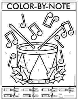 music coloring sheets christmas color by note music coloring pages by sheets music coloring