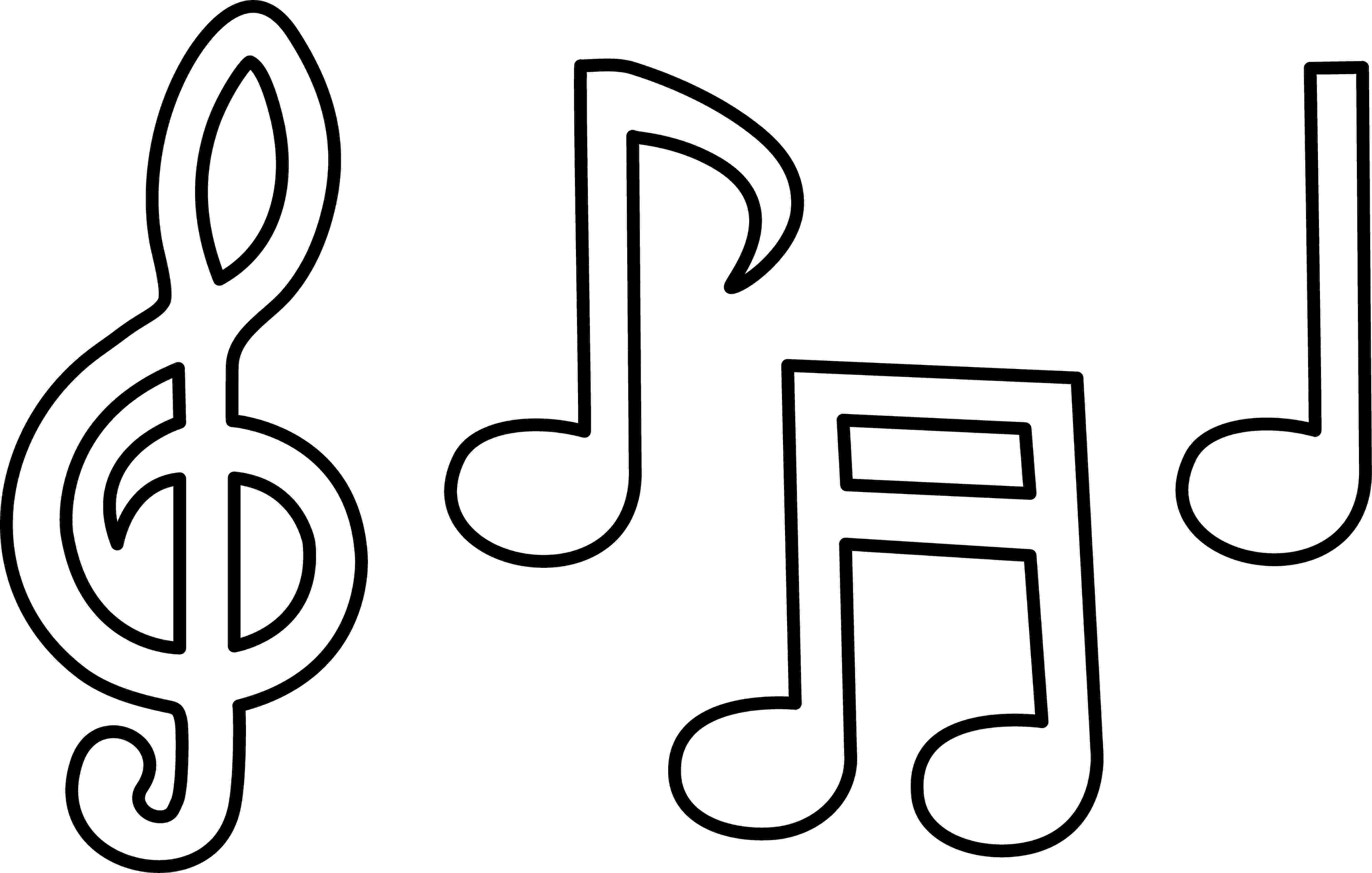 music coloring sheets musical drawing at getdrawingscom free for personal use sheets music coloring