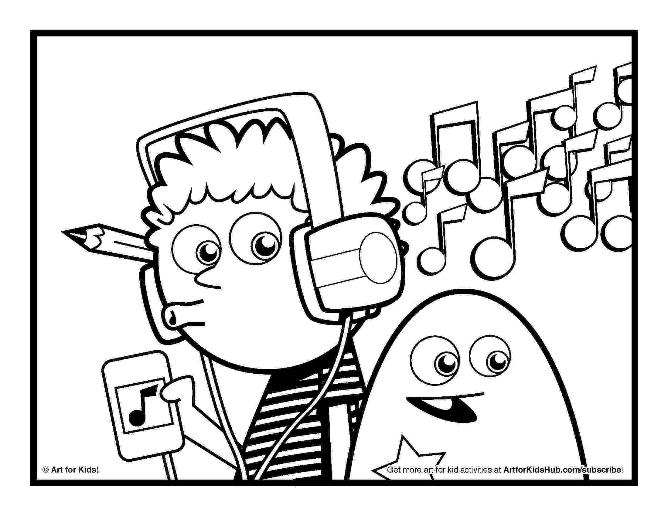 music coloring sheets relax color free printable musical coloring page coloring music sheets