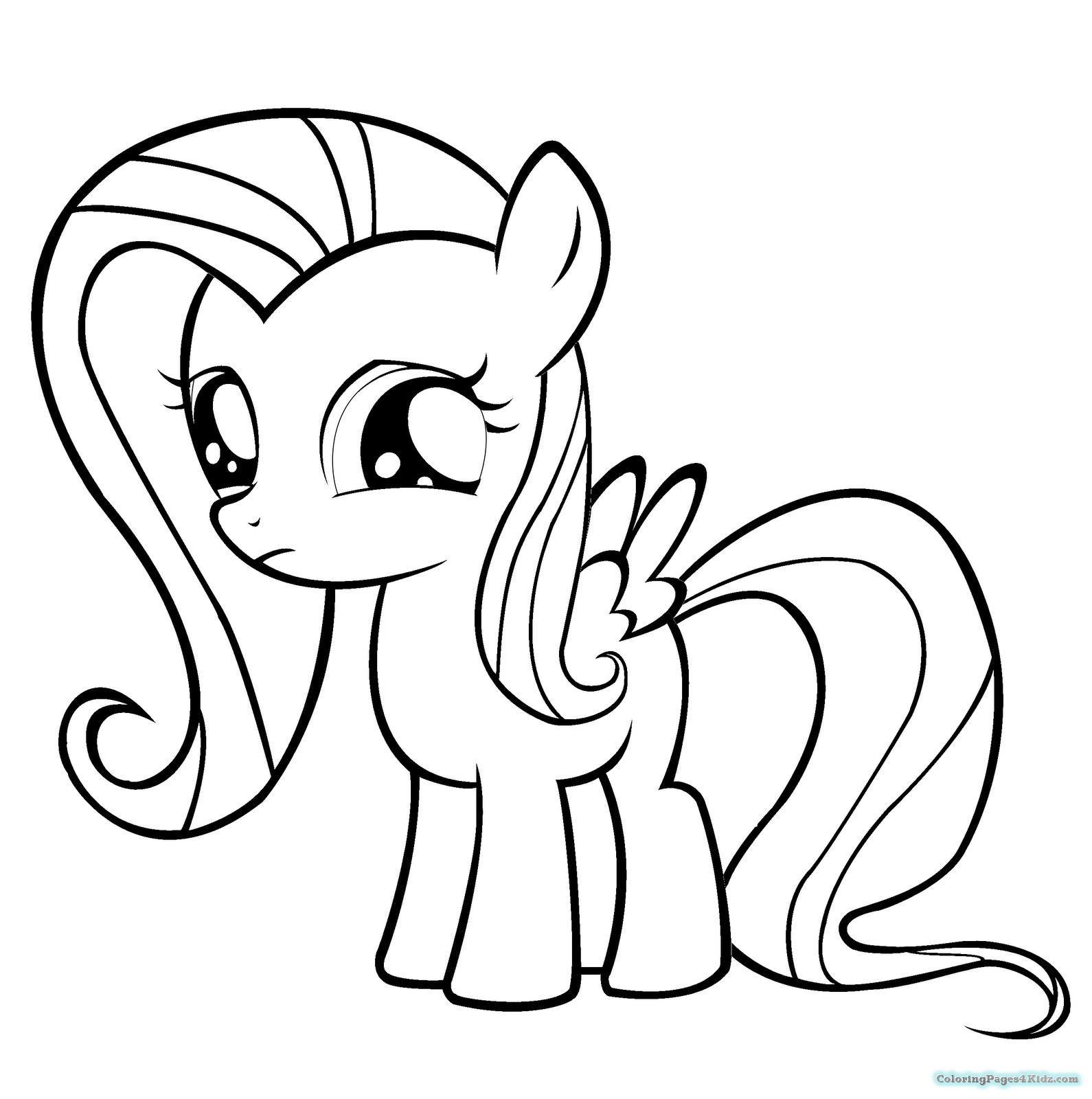 my little pony coloring pages fluttershy fluttershy coloring pages best coloring pages for kids pony my fluttershy little coloring pages