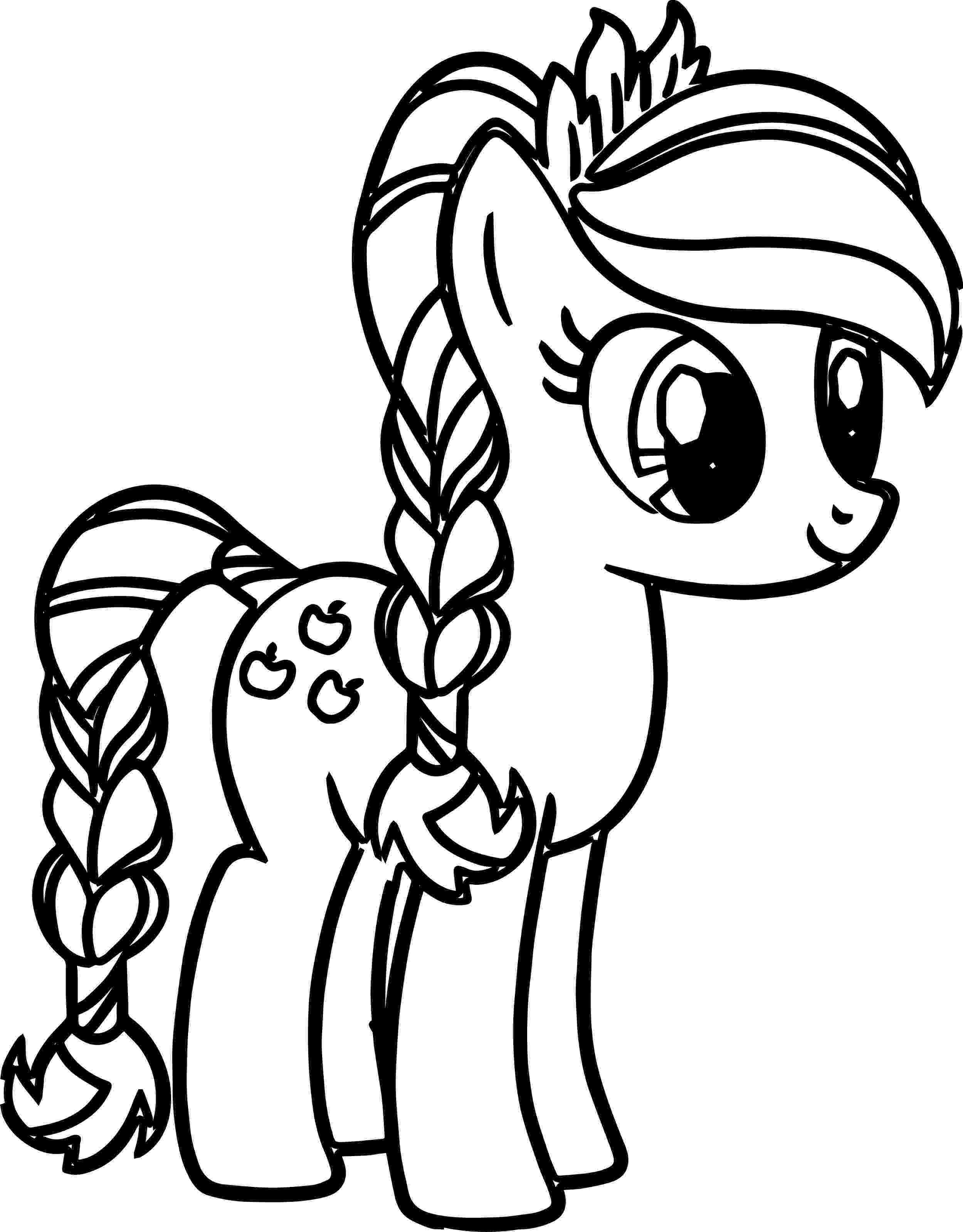 my little pony for coloring my little pony coloring pages 360coloringpages pony for my little coloring