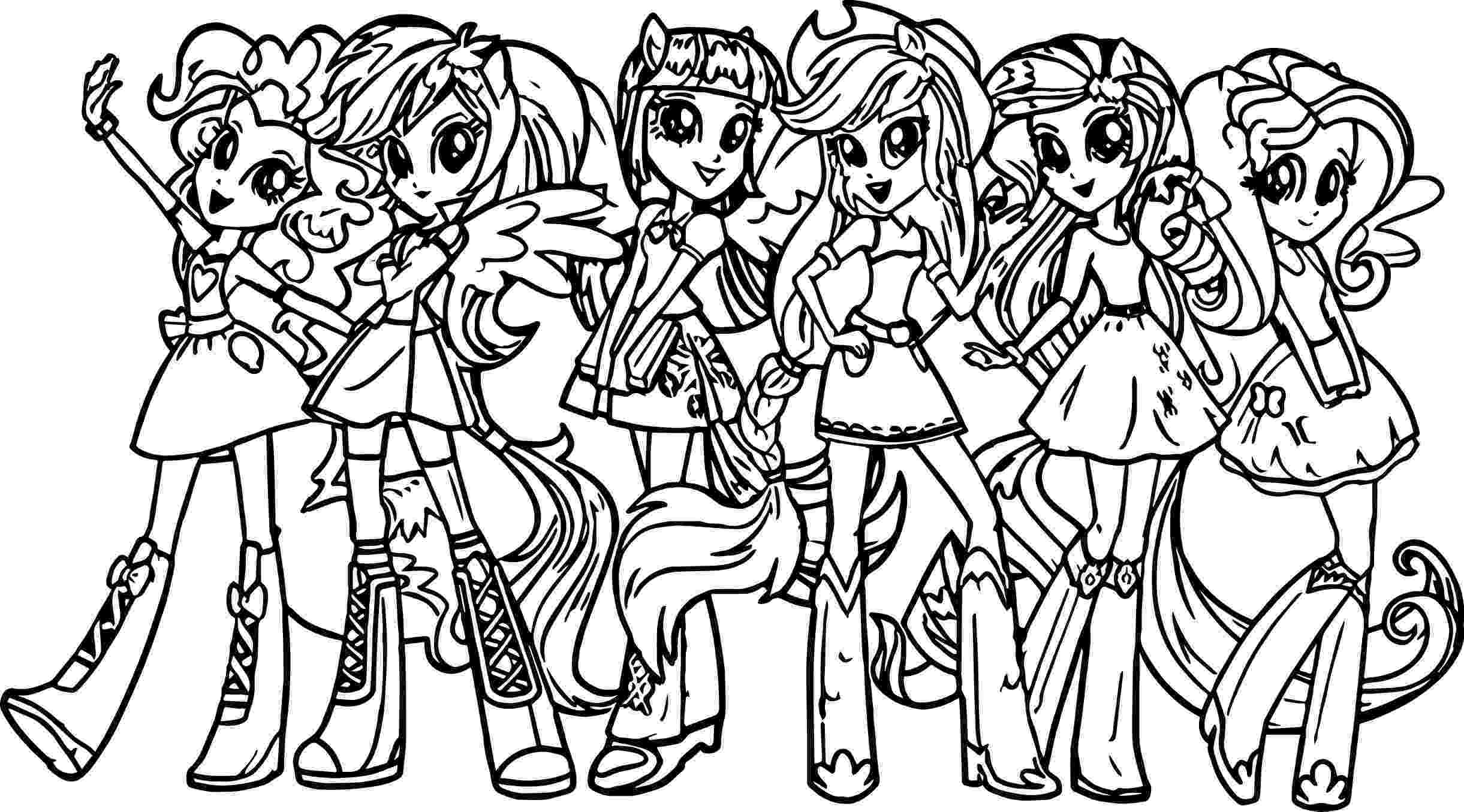 my little pony pages my little pony printables coloring pages www little pony my pages