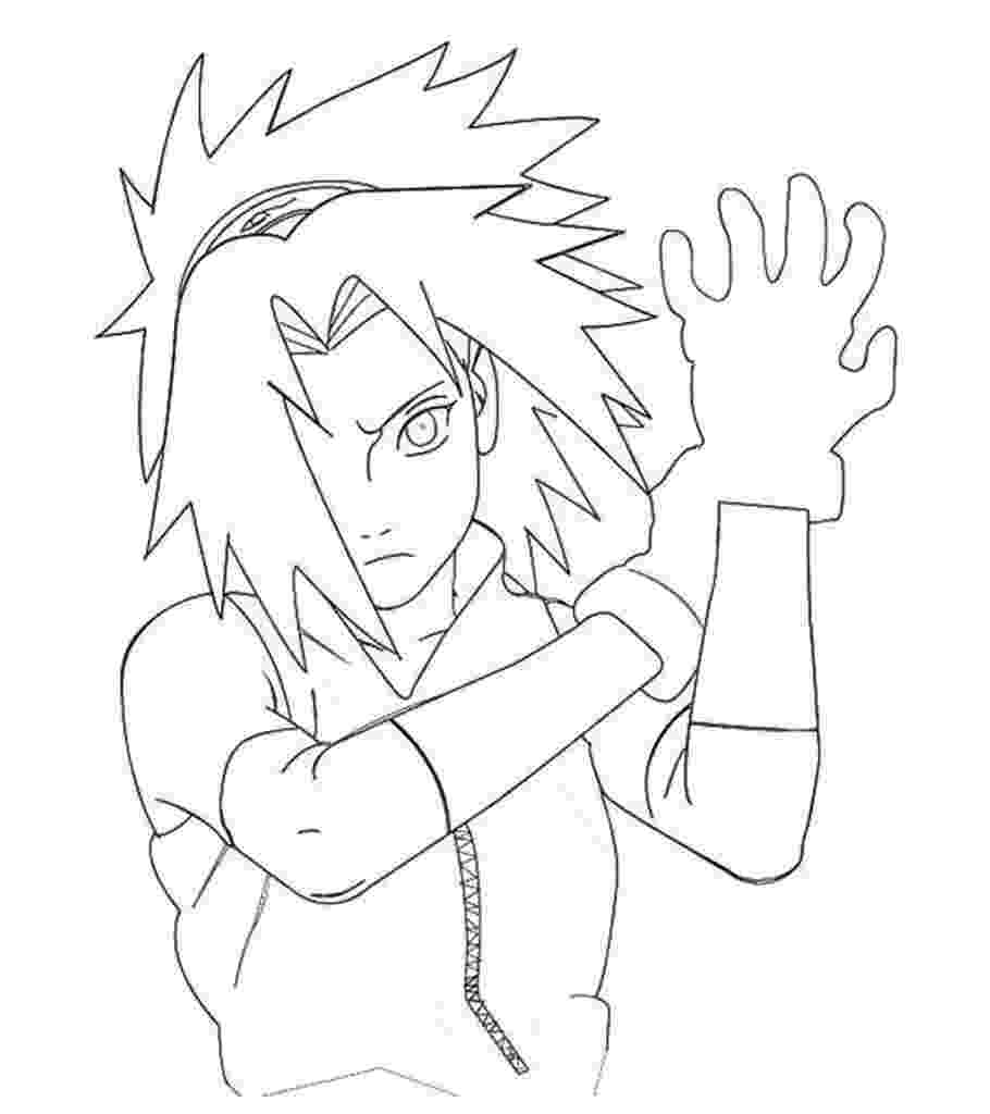 naruto color pages awesome naruto coloring page download print online naruto color pages