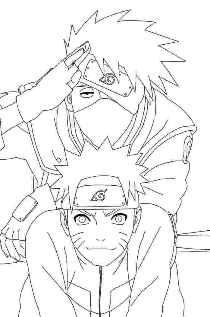 naruto color pages printable naruto coloring pages to get your kids occupied naruto pages color
