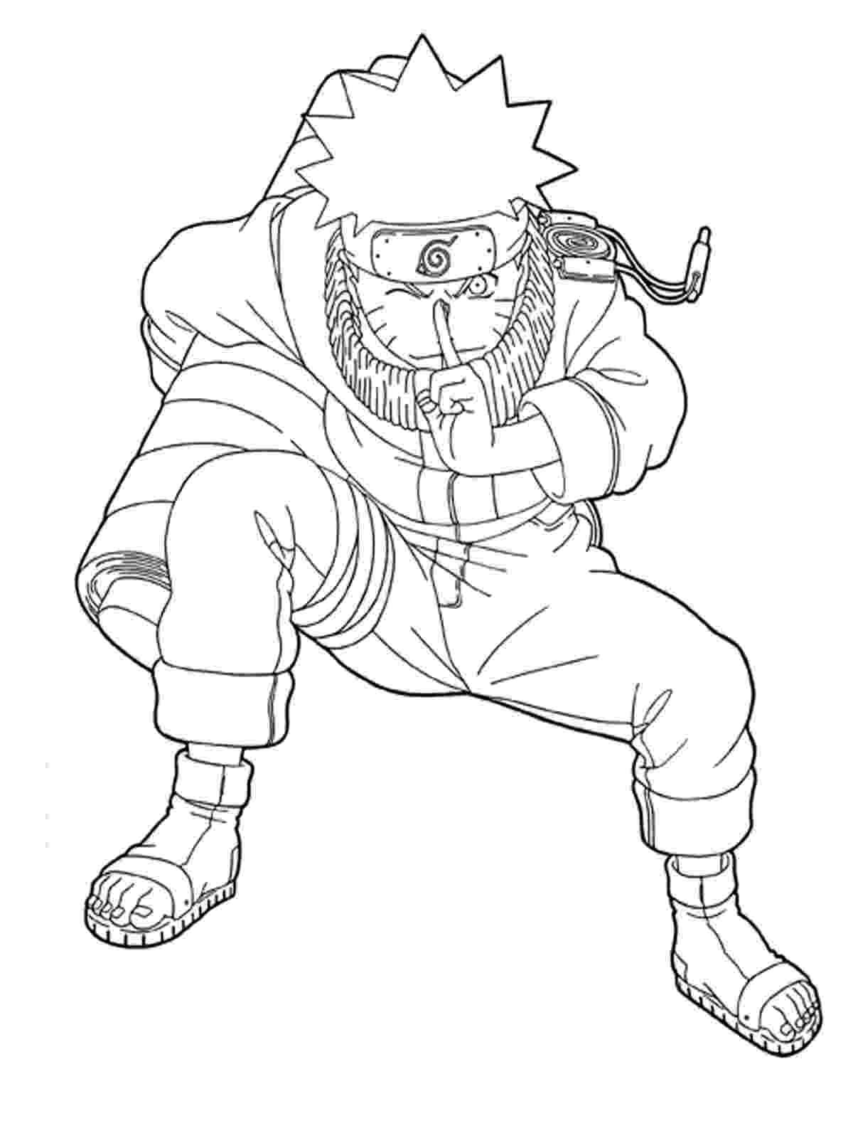 naruto color pages printable naruto coloring pages to get your kids occupied pages naruto color