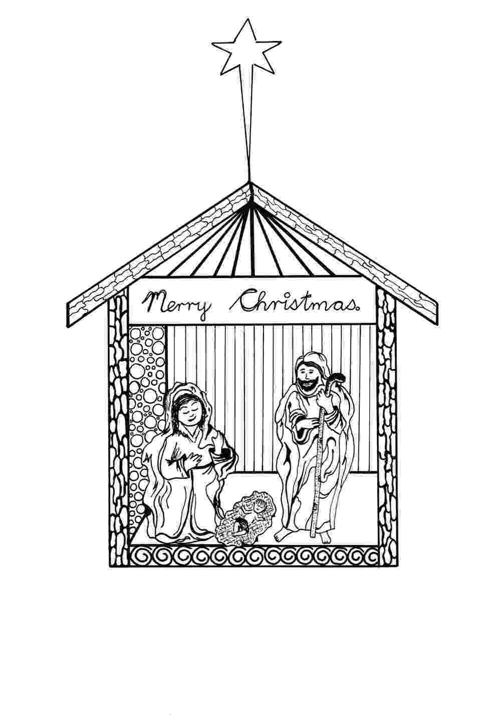 nativity scene coloring pages serendipity hollow nativity figures coloring pages nativity scene