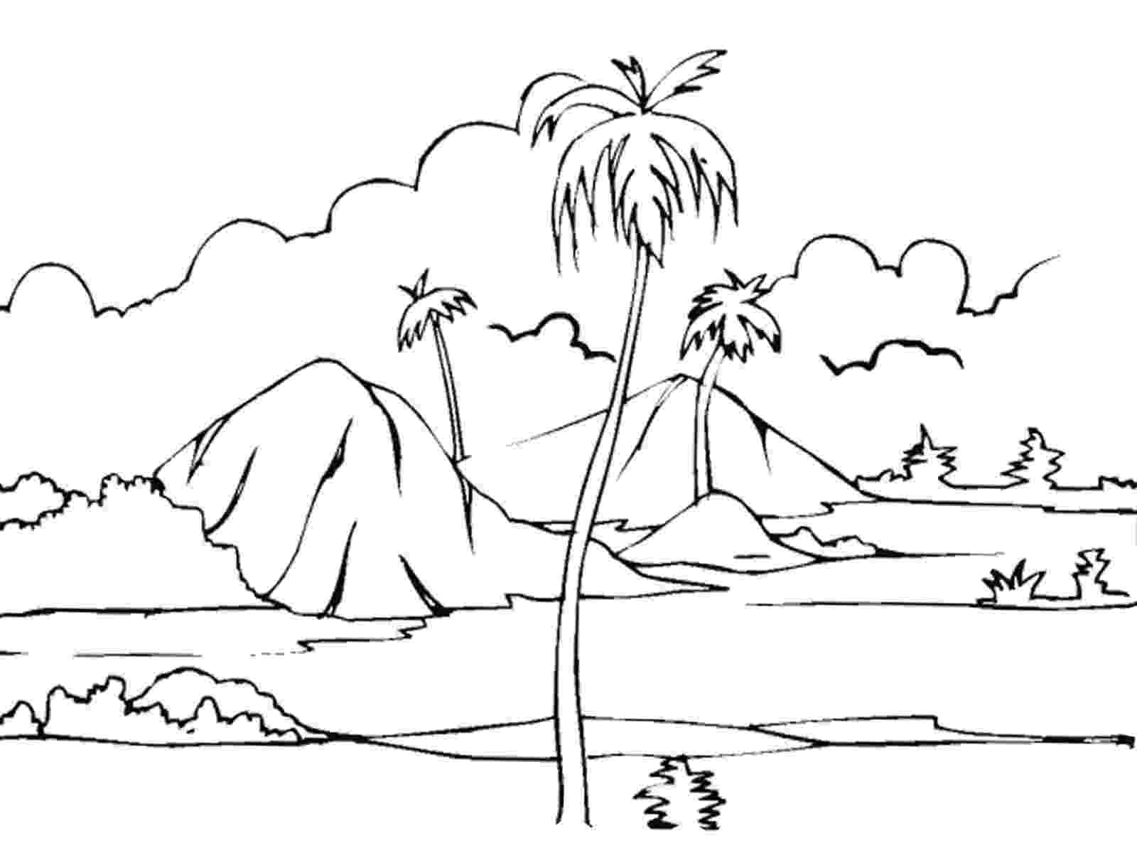 nature colouring pictures free printable nature coloring pages for kids best nature colouring pictures