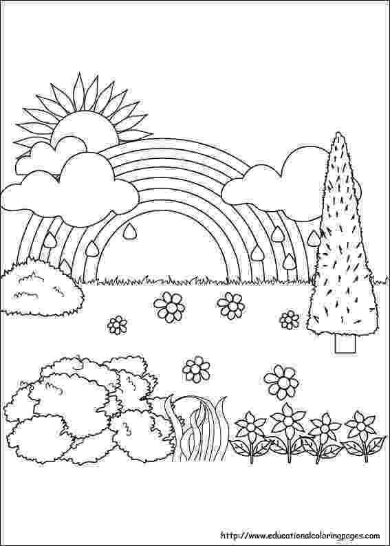 nature colouring pictures free printable nature coloring pages for kids best pictures colouring nature 1 1