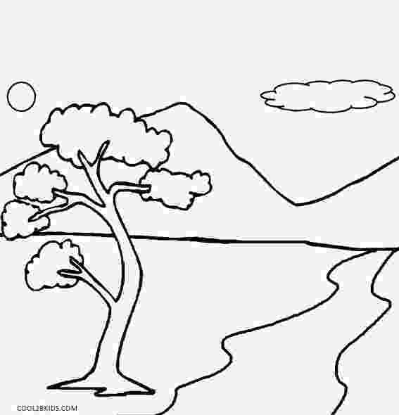nature colouring pictures nature coloring pages to download and print for free pictures nature colouring 1 1