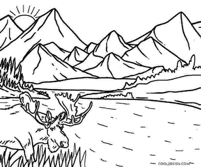 nature colouring pictures printable nature coloring pages for kids cool2bkids nature colouring pictures