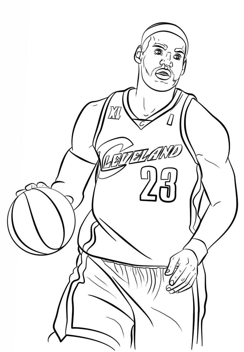nba coloring sheets coloring nba players quotes quotesgram sheets coloring nba