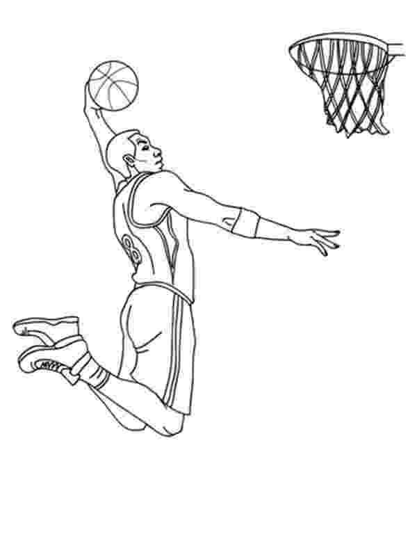 nba players coloring pages basketball coloring pages coloring page basketball pages nba players coloring
