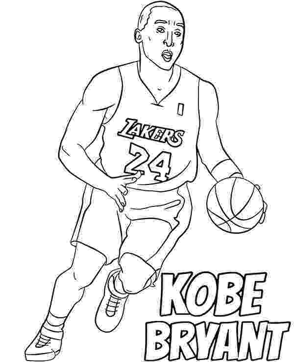 nba players coloring pages coloring nba players quotes quotesgram coloring players pages nba