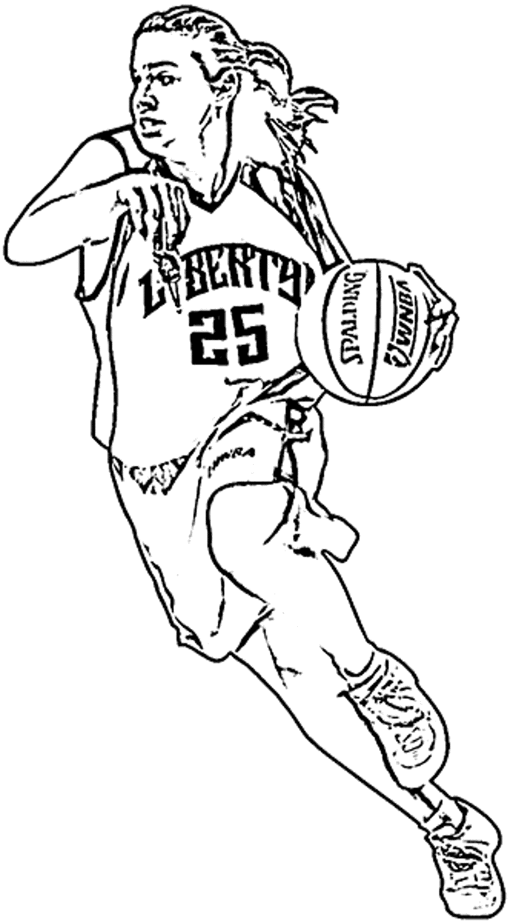 nba players coloring pages nba coloring pages squidoo party invitations ideas coloring pages nba players