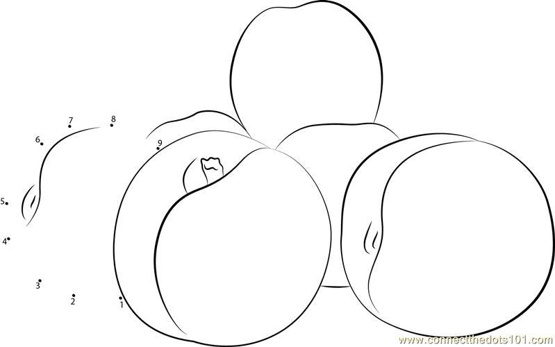 nectarine color nectarine coloring pages download and print nectarine nectarine color