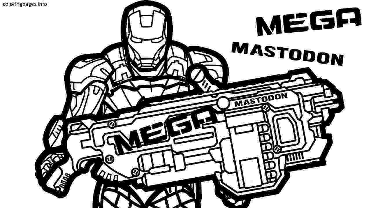 nerf gun colouring pages nerf coloring pages coloring pages colouring gun pages nerf