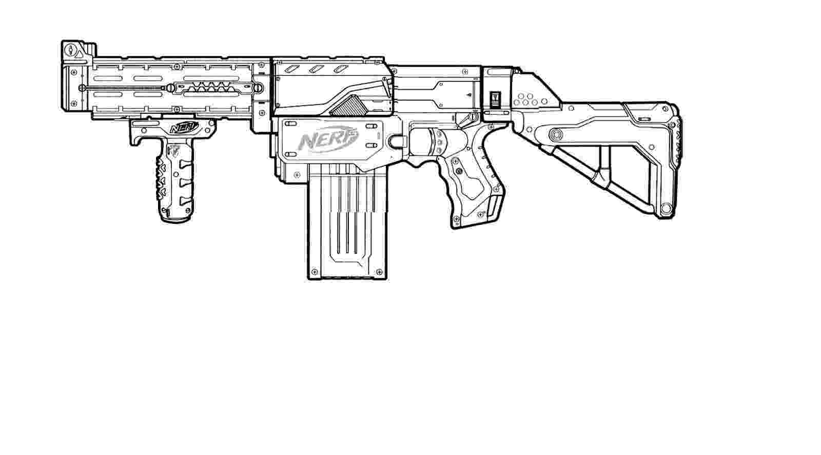 nerf gun colouring pages nerf coloring sheet google search nerf gun party ideas pages colouring nerf gun