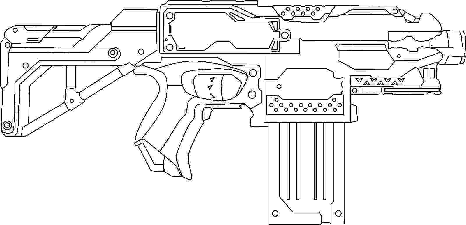 nerf gun colouring pages pin on ben colouring nerf gun pages
