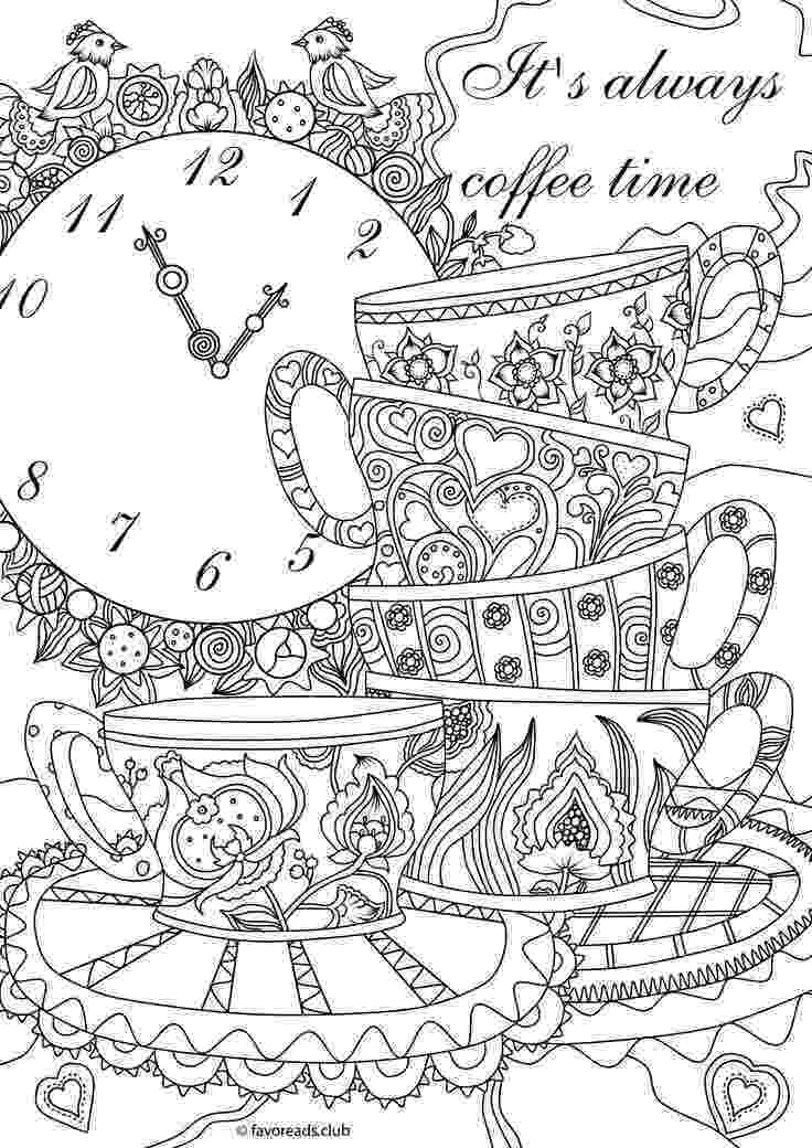 new colouring pages for adults coffee print work in progress adult coloring pages pages adults new for colouring