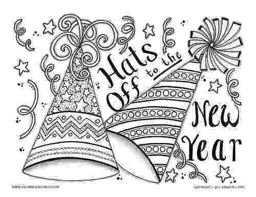new colouring pages for adults happy new year coloring pages free printable paper trail for new pages adults colouring