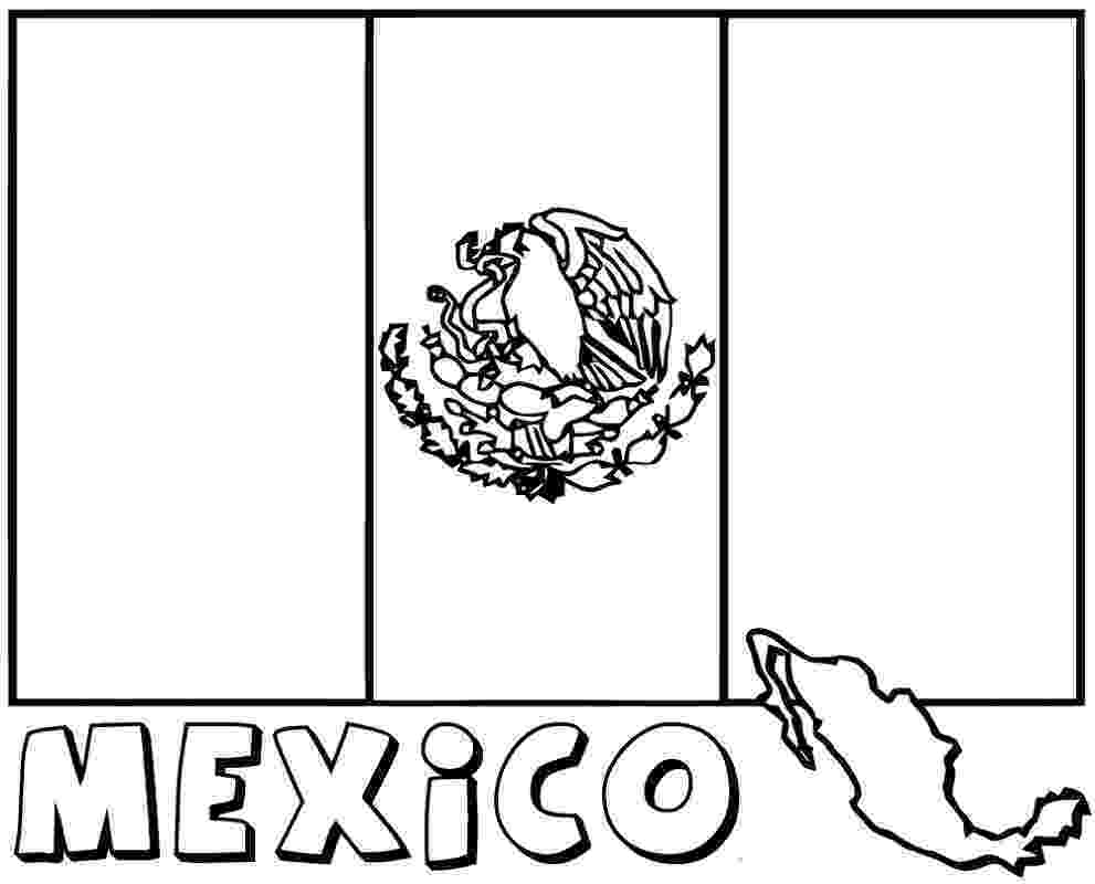 new mexico flag coloring page mexico flag colouring page mexico flag mexican flags flag page coloring mexico new