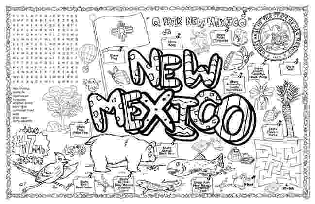new mexico flag coloring page new mexico state flag coloring page coloring pages flag coloring new mexico page